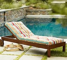 Outdoor Patio Pillows u0026 All Weather Pillows   Pottery Barn. Chaise CushionsPatio PillowsOutdoor Throw ... : pottery barn chaise cushion - Sectionals, Sofas & Couches