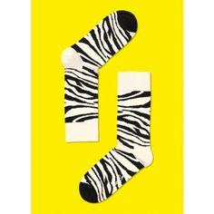 Zebra Sock