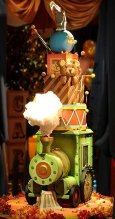 ~ Toy cake ~