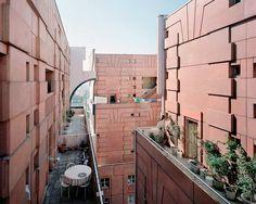 Ретрофутуристические здания Парижа Laurent Kronental (Интернет-журнал ETODAY)