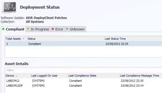 Managing ConfigMgr Client patching using the new cumulative updates servicing model and ADR