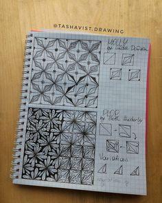 Страничка моего #tanglebook_tashavist с танглами для марафона Танглы в Клетке от @zenart_mania и @rouge2478_art #tangl_v_kletke . Спонсоры…