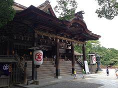 金刀比羅宮 (こんぴらさん) 場所: 仲多度郡, 香川県