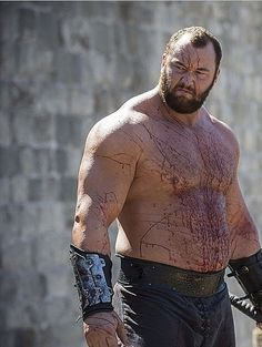 Hafthor Bjornsson Game of Thrones | Montanha' de 'Game of thrones' é o 2º homem mais forte do mundo