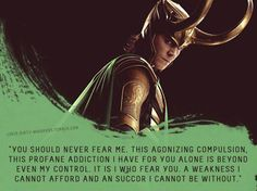 ♥ Loki's Dirty Whispers