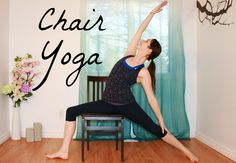 Chair Exercises For Seniors