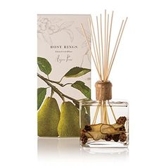 Rosy Rings Botanical Reed Diffuser Anjou Pear * This is an Amazon Affiliate link. Click image for more details.