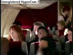 The best Continental Airlines commercials