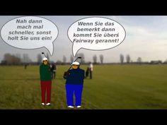 Franz Fairway und Egon Eisen Teil 1