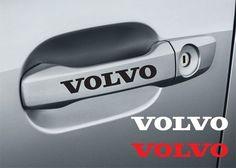4pcs Volvo Vinyl Handle Door Decals Graphics S40 S60 S80 Xc60 Xc70 Xc90 C30 C70 Oracal Vinyl Sticker Volvo Vinyl
