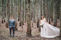 2014 Wedding Trends | Dramatic Veils | this veil is perfectly romantic + whimsical
