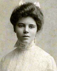Woman Suffrage Movement Leaders Alice Paul