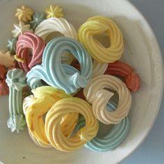 meringue twists
