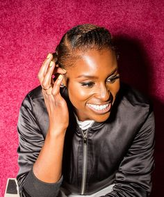 Issa Rae HBO Series Insecure, Awkward Black Girl Based | Refinery29 interviews Issa Rae about her new HBO show Insecure, premiering October 9. #refinery29 http://www.refinery29.com/2016/10/125615/issae-rae-bio-insecure-hbo