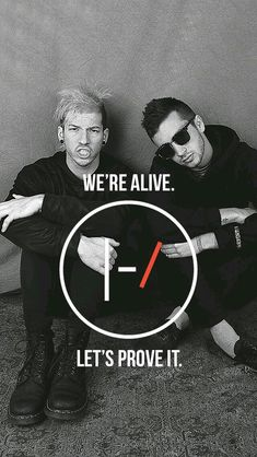 those of u pushing them cuz they havent been active in over a year, YOU TRY BEING A MUSICIAN COMING OUT WITH A NEW ALBUM THAT YOUVE STRESSED OVER AND WORKED SO HARD TO MAKE PERFECT MKAY? ID LIKE TO SEE YOU TRY. JOSH AND TYLER ARE TRYING SO HARD AND Y'ALL ARE BEING SO PUSHY AND RUDE. JUST STOP. PLEASE.