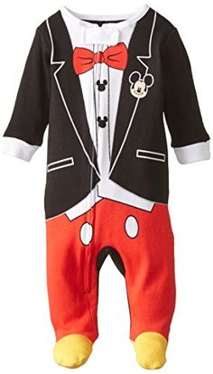 Disney Baby-Boys Infant Mickey Mouse Costume One Piece Cotton Blanekt Sleeper, Black, 0-3 Months Disney http://www.amazon.com/dp/B00QP6AFDA/ref=cm_sw_r_pi_dp_JapCvb05CKGY4