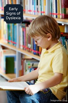 the early signs of dyslexia - read one teacher & mother's story
