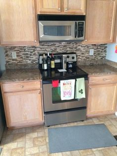 if you hate your cheap kitchen countertops, this might be the most