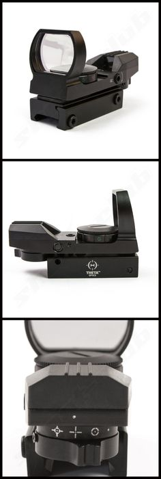 Theta Optics Open Red Dot Sight für Softair - BK