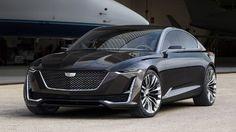 2017 Cadillac Escala Concept Overview