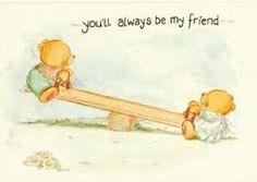 ...always friends...
