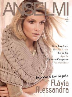 Flávia Alessandra foi nossa garota propaganda em 2012.