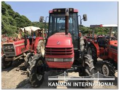 UsedJapaneseTractors.jp : YANMAR 720 D 4WD Tractors, Japanese, Japanese Language