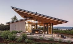 Innovation in materials and fabrication prompts an architect to reconsider how buildings are made. LEVER Architecture in Portland, OR
