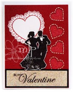 Prickley Pear Rubber Stamps; Valentine