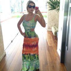 Miss Bumbum 2014 Contestant Andressa Urach Back to Work After Leg ...