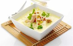 Thaisuppen Tom-kha-gai