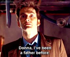 doctor who David Tennant Catherine Tate Donna Noble Tenth Doctor aflawedfashiongif affdw the doctor and donna
