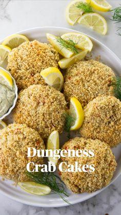 Crab Cake Recipes, Fish Recipes, Seafood Recipes, Dinner Recipes, Cooking Recipes, Seafood Dishes, Fish And Seafood, Caribbean Recipes, Honey
