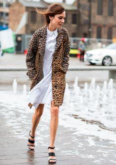 leopard print alexa chung