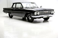 1961 Chevrolet Biscayne coupe