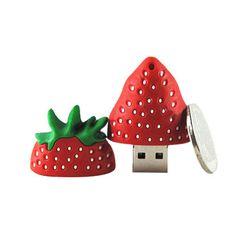 Melancia/Srawberry USB Cartão Flash Drive Memory Stick Thumb/Carro/Pendrive U Disco Chave/Presente criativo 2 GB 4 GB 8 GB 16 GB 32 GB