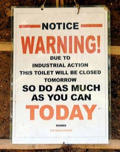 World's Most Absurd Warning Signs And Disclaimers | Happy Place