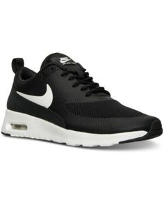 5e5641cf5885 Nike Women s Air Max Thea Running Sneakers from Finish Line Nike Air Max  For Women