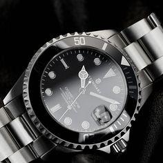 Steinhart OCEAN One 39 black