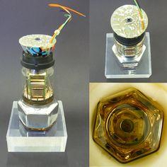 Cosmic Ray (Muon) Detector using Scintillators and Photomultipliers Cosmic, Perfume Bottles, Perfume Bottle
