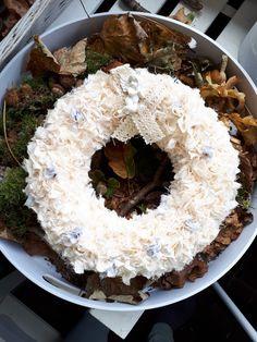 Dekokranz für den Herbst auf  www.Flickenherz.de finden