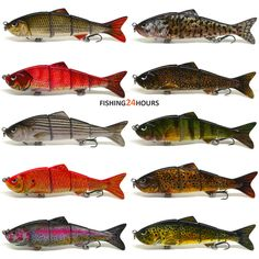 US $7.11 New in Sporting Goods, Fishing, Baits, Lures & Flies
