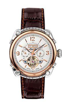 Ingersoll Armbanduhr  Montgomery IN4505RWH versandkostenfrei, 100 Tage Rückgabe, Tiefpreisgarantie, nur 359,00 EUR bei Uhren4You.de bestellen