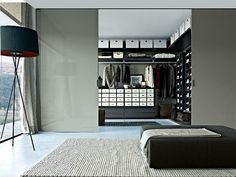 Poliform walk in wardrobe from www.poliformnorth.co.uk