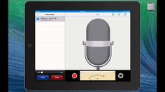 This tutorial walks you through the process of adding audio voice-over narrations to presentations made in Keynote on the iPad.