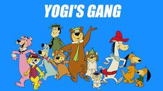 NR-Not Rated ~ Animation, Comedy, Family = Yogi's Gang - 1973-1975