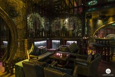 Ophelia: Ashley Sutton's first bar in Hong Kong - Lifestyle Asia Hong Kong Ashley Sutton, Pole Dance Studio, Mackenzie Ziegler, Chinese Restaurant, Hong Kong, Ganesha, Life Is Good, I Am Awesome, Interior Design