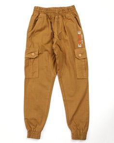 Find RIPSTOP CARGO JOGGERS (8-20) Boys Bottoms from Enyce & more at DrJays…