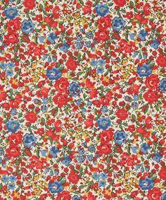 Liberty Art Fabrics, Liberty Of London Fabric, Liberty Print, Floral Print Shirt, Floral Prints, Victorian Pattern, Lawn Fabric, Cotton Fabric, Textiles