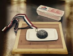 Who needs gold? We've got chocolate medals!